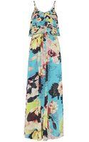 Seafolly Kabuki Bloom Maxi Dress - Lyst