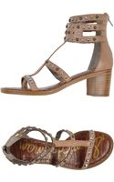 Sam Edelman Sandals - Lyst