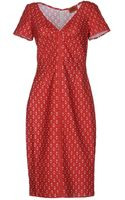 Missoni Knee Length Dress - Lyst