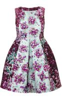 Mary Katrantzou Ponker Dress - Lyst