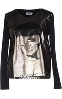 Courreges Tshirt - Lyst