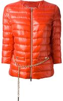 Herno Feather Down Jacket - Lyst