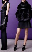Elie Saab Mink and Fox Fur Jacket - Lyst