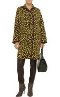 M Missoni Oversized Printed Wool Coat - Lyst