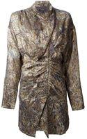Isabel Marant Pasadena Draped Dress - Lyst