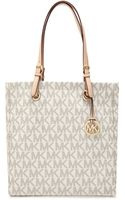 MICHAEL Michael Kors Jet Set North South Tote - Lyst