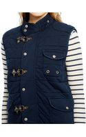 Polo Ralph Lauren Quilted Vest - Lyst