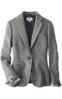 Uniqlo Ines Tweed Jacket - Lyst