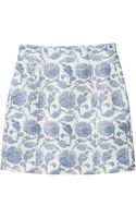 O'2nd Moscow Print Skirt - Lyst