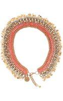 Venessa Arizaga Cosmic Dust Necklace - Lyst