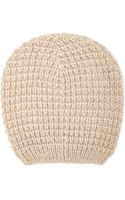 Forever 21 Classic Waffle Knit Beanie - Lyst