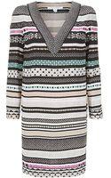 Diane von Furstenberg Ruby Printed Dress - Lyst
