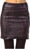 Les Prairies De Paris Mini Skirt  - Lyst