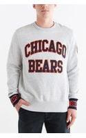 Mitchell & Ness Chicago Bears Team Sweatshirt - Lyst