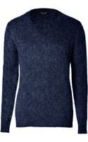 Marc Jacobs Mohairwool Sweater - Lyst