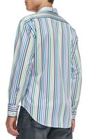 Robert Graham Mitro Multistriped Sport Shirt - Lyst