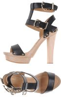 DSquared2 Platform Sandals - Lyst