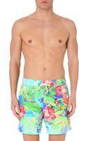 Ralph Lauren Rainforest Swim Shorts - Lyst