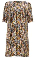Muuse Statement Dress - Lyst