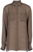 Maison Martin Margiela Long Sleeve Shirt - Lyst