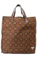 Prada Pre-owned Tote Bag - Lyst