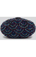 Sondra Roberts Clutch - Oval Bead Box - Lyst