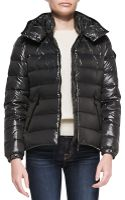Moncler Hooded Puffer Jacket - Lyst