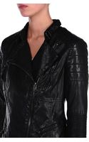 Blank Moto Jacket - Lyst