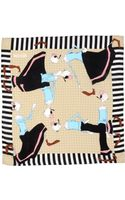 Moschino Cheap & Chic Square Scarf - Lyst