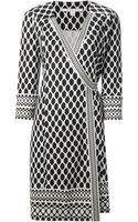 Diane Von Furstenberg Tullulah Dress - Lyst
