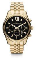 Michael Kors Lexington Mens Chronograph Bracelet Watch - Lyst