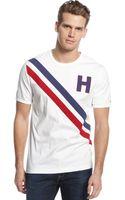 Tommy Hilfiger Utica Tshirt - Lyst