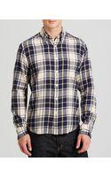 Gant Rugger Windblown Flannel Ez Obd Sport Shirt  Slim Fit - Lyst