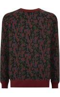 Marc By Marc Jacobs Splatter Print Sweatshirt - Lyst