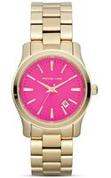 Michael Kors Runway Three Hand Watch 38mm - Lyst