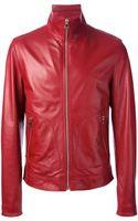 Dolce & Gabbana Lambskin Jacket - Lyst