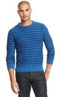 Tommy Hilfiger Coastal Stripe Sweater - Lyst