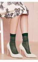 Nasty Gal Moon Walker Socks - Lyst