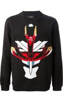 Givenchy Tribal Sweater - Lyst