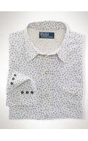 Polo Ralph Lauren Custom Floral Western Shirt - Lyst