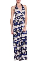 Parker Thompson Maxi Dress - Lyst