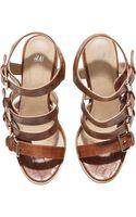 H&M Platform Sandals - Lyst