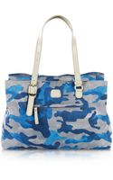 Bric's X-bag Camouflage Zip Tote - Lyst