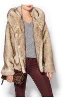 Sw3 Bespoke Aspen Fur Jacket - Lyst
