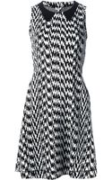 Kenzo Sleeveless Dress - Lyst
