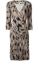 Diane Von Furstenberg Dress - Lyst