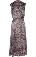 Jean Paul Gaultier 34 Length Dress - Lyst
