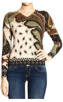 Etro Sweater Woman - Lyst