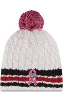 New Era Arizona Cardinals Breast Cancer Awareness Knit Hat - Lyst