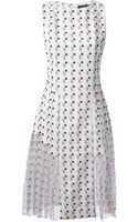 Thakoon Printed Dress - Lyst